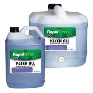 RapidClean Kleen All General Purpose Floor Cleaner