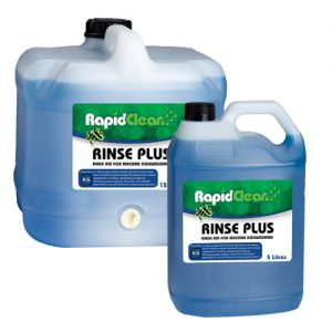 Rinse Plus machine rinse aid