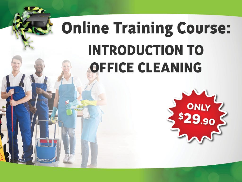 Introduction To Office Cleaning Course