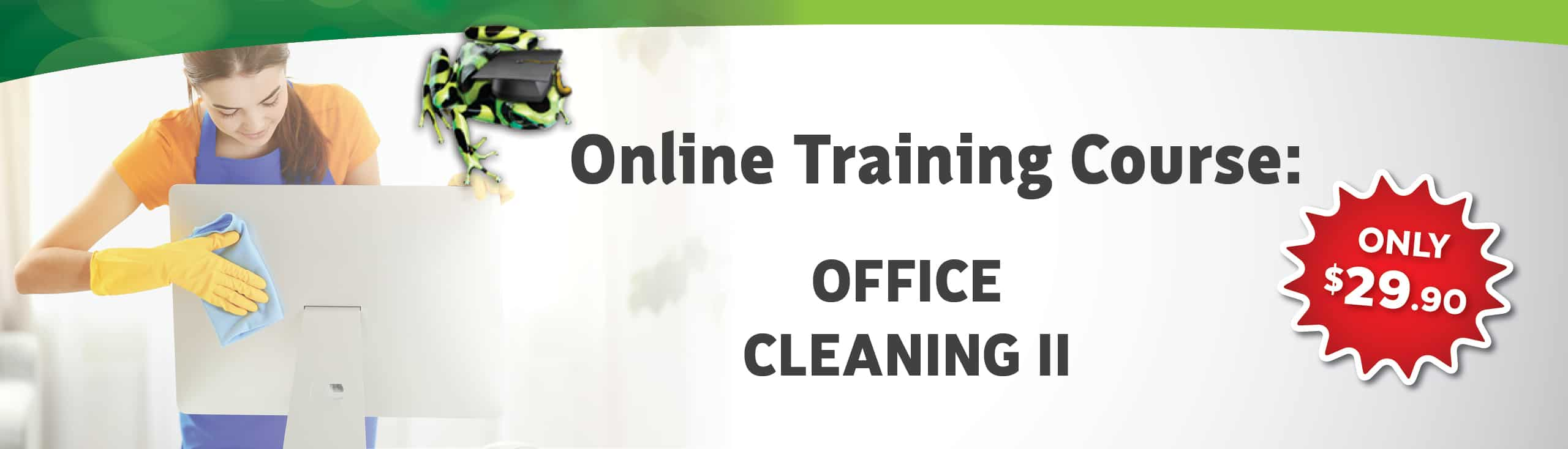Office Cleaning II Course