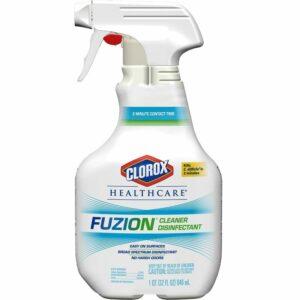 Clorox® Fuzion® Cleaner Disinfectant Spray