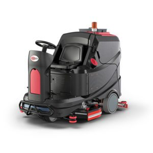 Viper AS1050R Large-Area Ride-On Scrubber Dryer