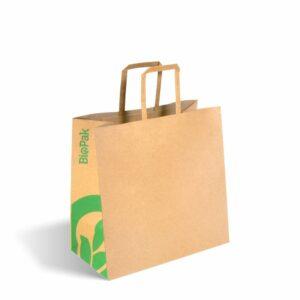 BioPak Kraft Paper Bags Small