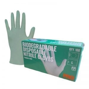 ProChoice Biodegradable Nitrile Gloves