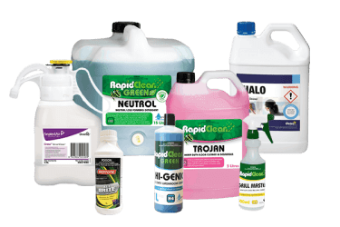 Category Image Cleaning Chemicals B