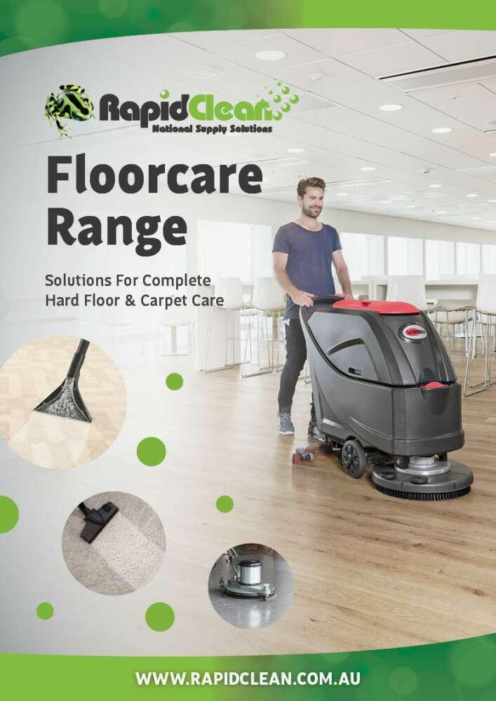 RapidClean Floorcare Brochure