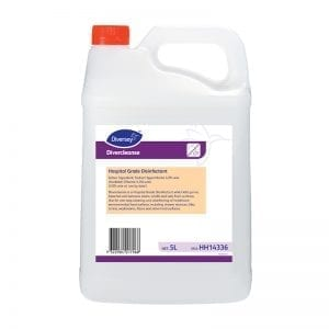 Diversey Divercleanse Hospital Grade Disinfectant