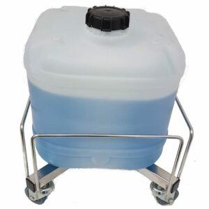 LB97155W Drum Trolley For 15 25L 1 300x300