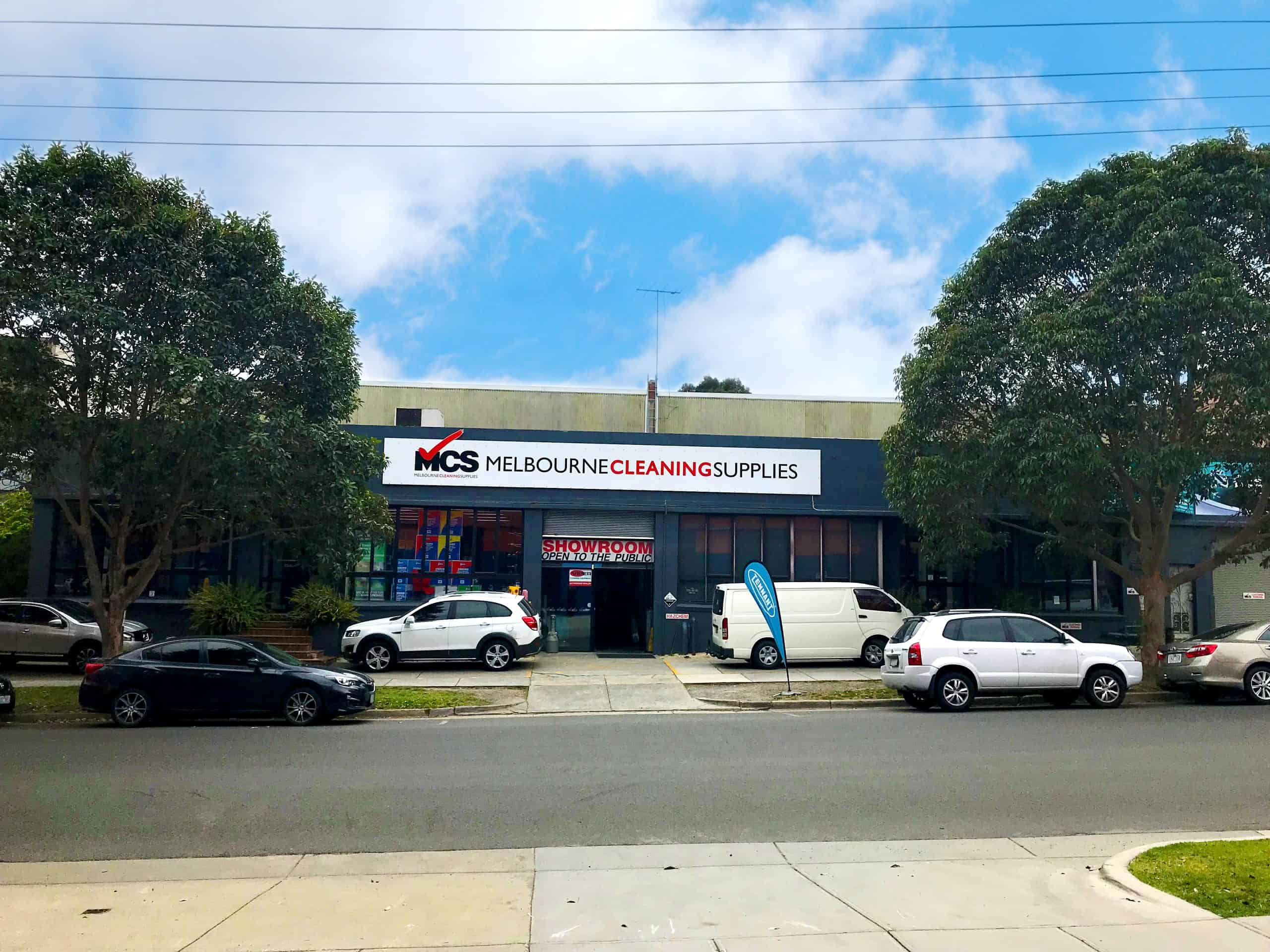 Melbourne Cleaning Supplies