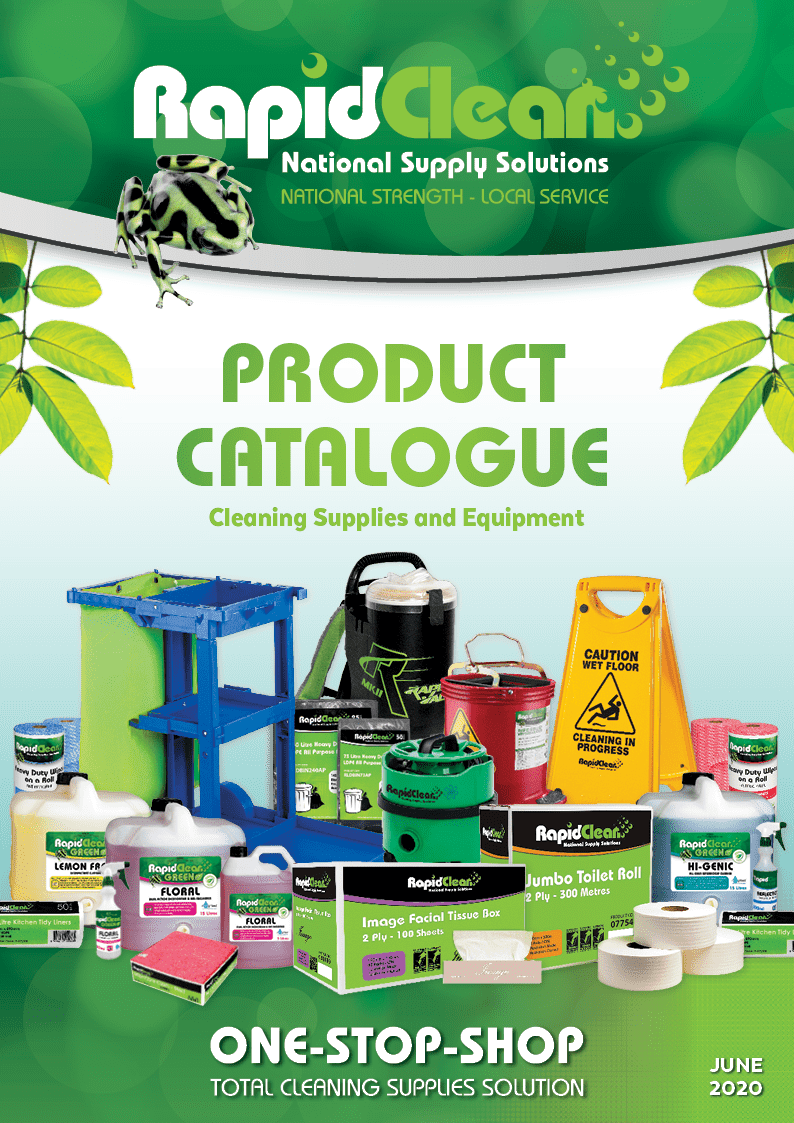 RapidClean Product Catalogue 2020