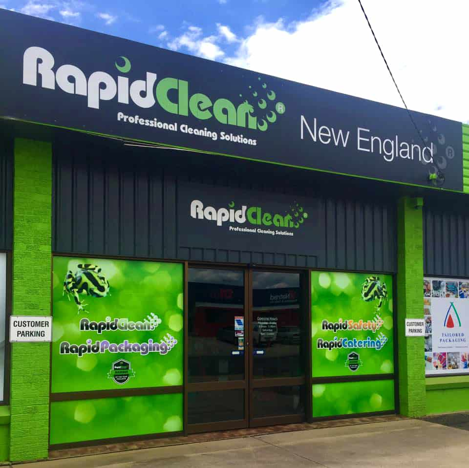 RapidClean New England