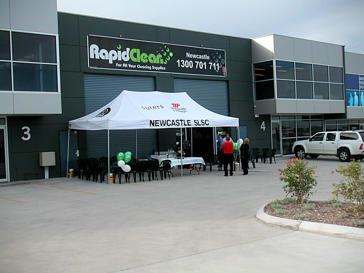 RapidClean Newcastle