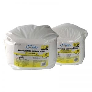 Cleanstar Antibacterial Surface Wipes